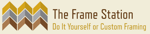 The Frame Station Logo